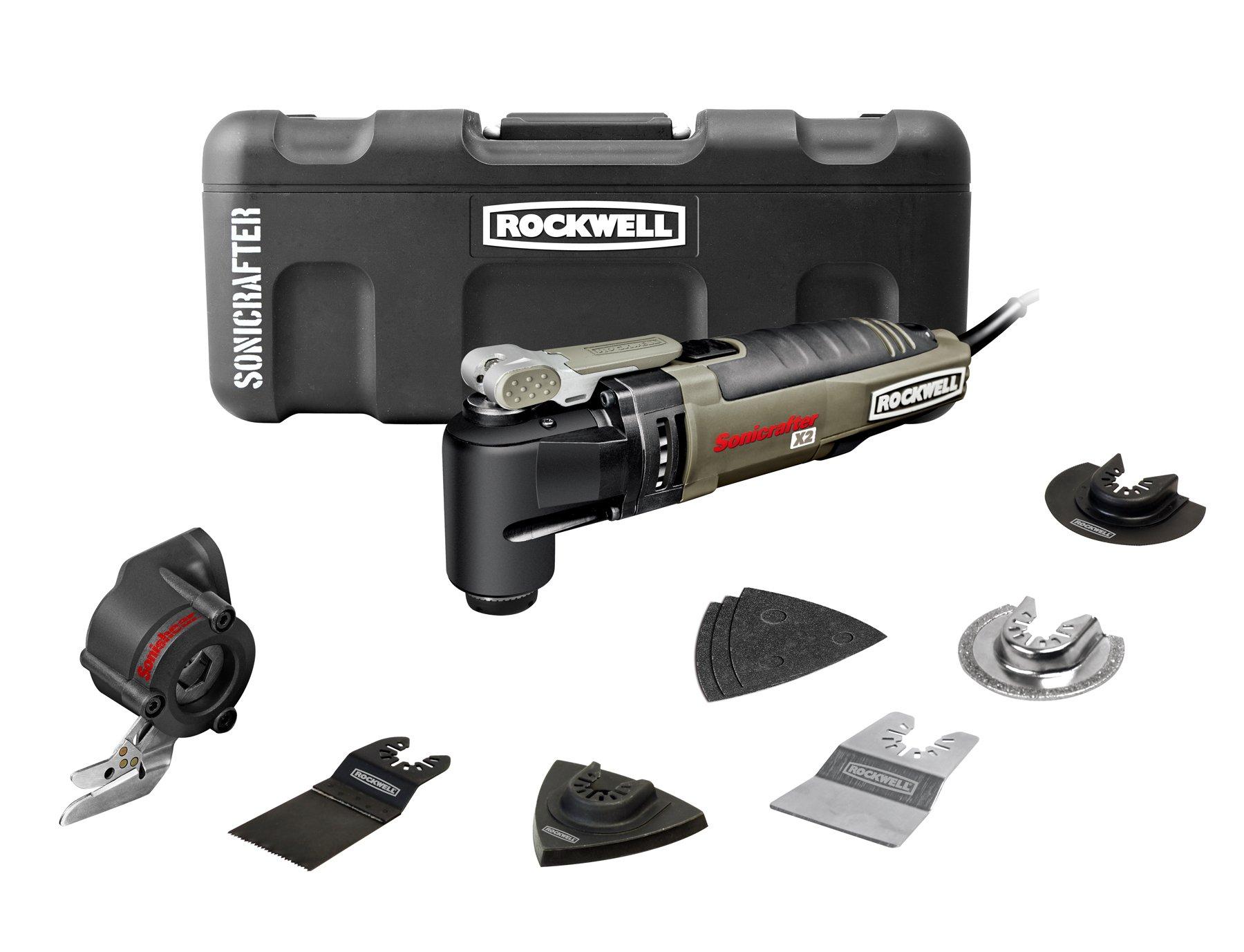 Rockwell RK5140K Oscillating Tool Kit