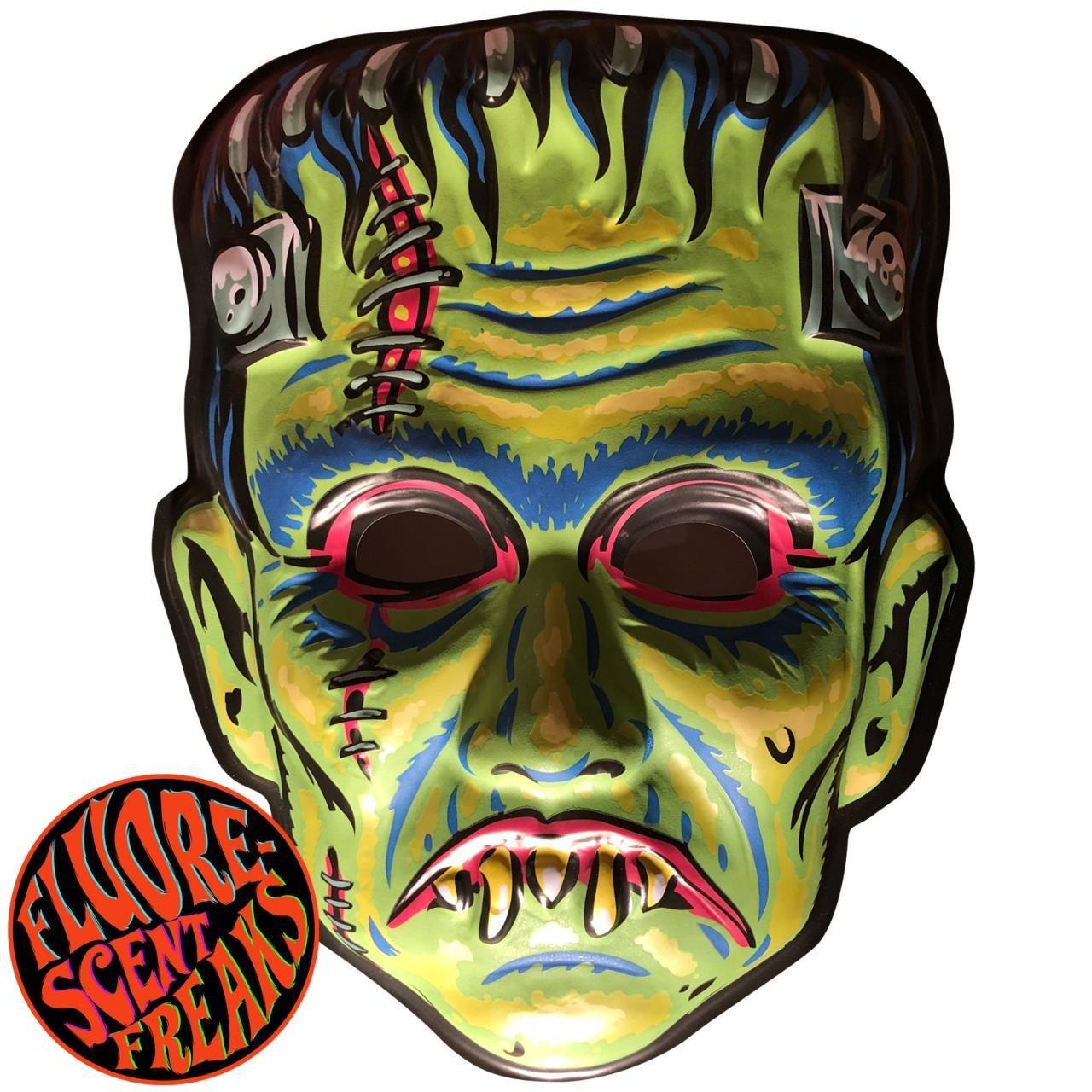 Retro-a-go-go! Son-of-Frankie Vac-Tastic Plastic Mask Wall Decor by Retro-a-go-go!