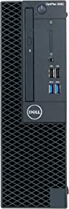 Dell Optiplex 3060 SFF Desktop - 8th Gen Intel Core i5-8500 6-Core Processor up to 4.10GHz, 32GB DDR4 Memory, 1TB SSD + 500GB 7200 RPM HDD, Intel UHD Graphics 630, DVD Burner, Windows 10 Pro