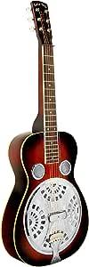 Gold Tone Paul Beard Signature Series PBS Squareneck Resonator Guitar (Vintage Mahogany)