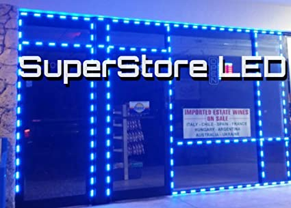 Amazon.com: superstoreled más brillante tienda ventana ...