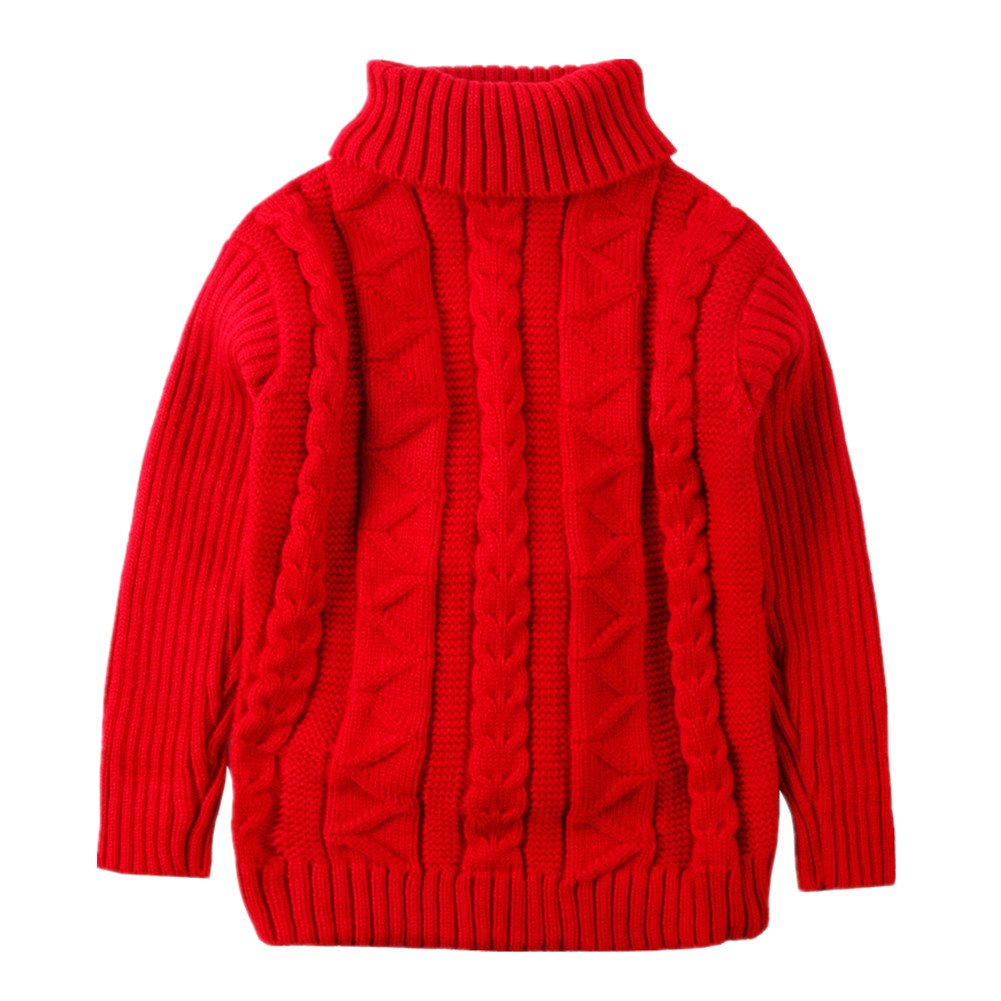 LittleSpring Little Girls' Sweater Pullover SLZS0471