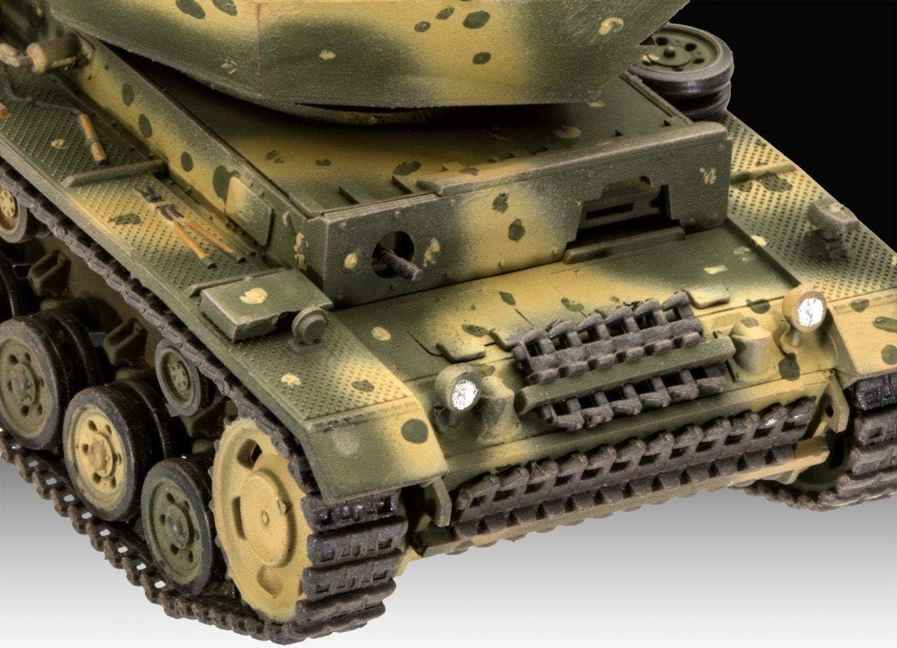 03286 Flakpanzer IIIOstwind Revell 3,7cm Fl