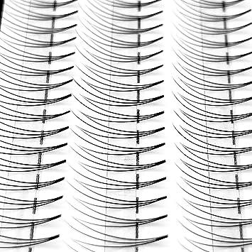 eef4a5eb68f Amazon.com: ❤ 3d Volume Fan Eyelash Extensions C curl .10 Pre Made ...
