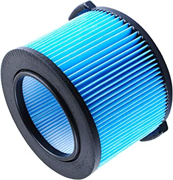 1 Pcs Filter For Ridgid Vacuum Cleaner VF3500 3-4.5 Gallon Parts Blue 2019