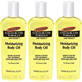 Palmer's Cocoa Butter Formula Moisturizing Body Oil with Vitamin E -- 8.5 fl oz (Pack of 3)
