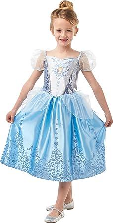 Disney Princesas Cenicienta Disfraz, S (Rubies Spain 640718-S ...