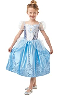 33bee49d15764 Rubie's Official Girl's Disney Princess Fairy Tale Cinderella ...