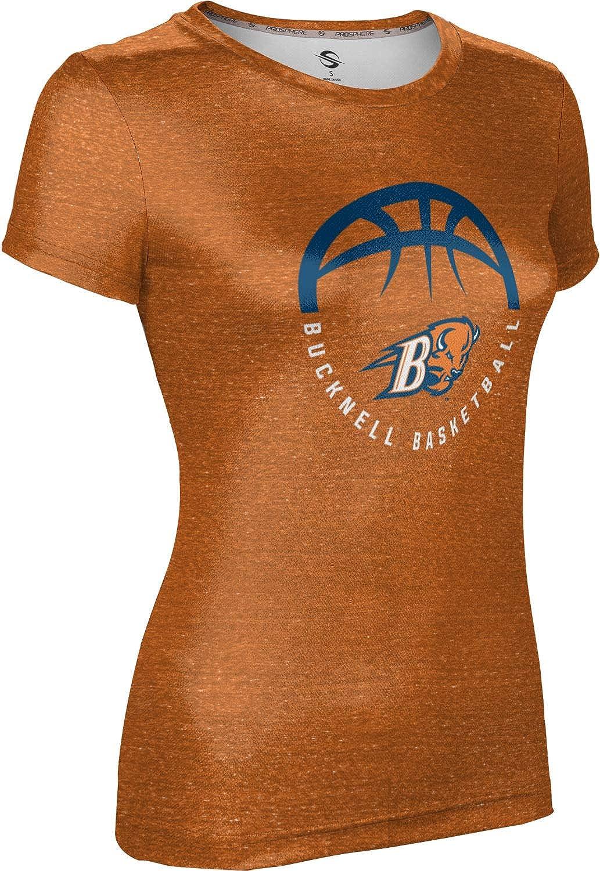 ProSphere Bucknell University Basketball Girls Performance T-Shirt Heather