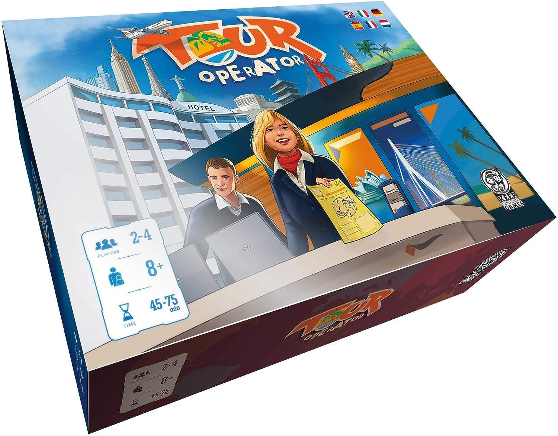 Keep Exploring Tour Operator - Juego de Mesa [Castellano]: Amazon.es: Juguetes y juegos
