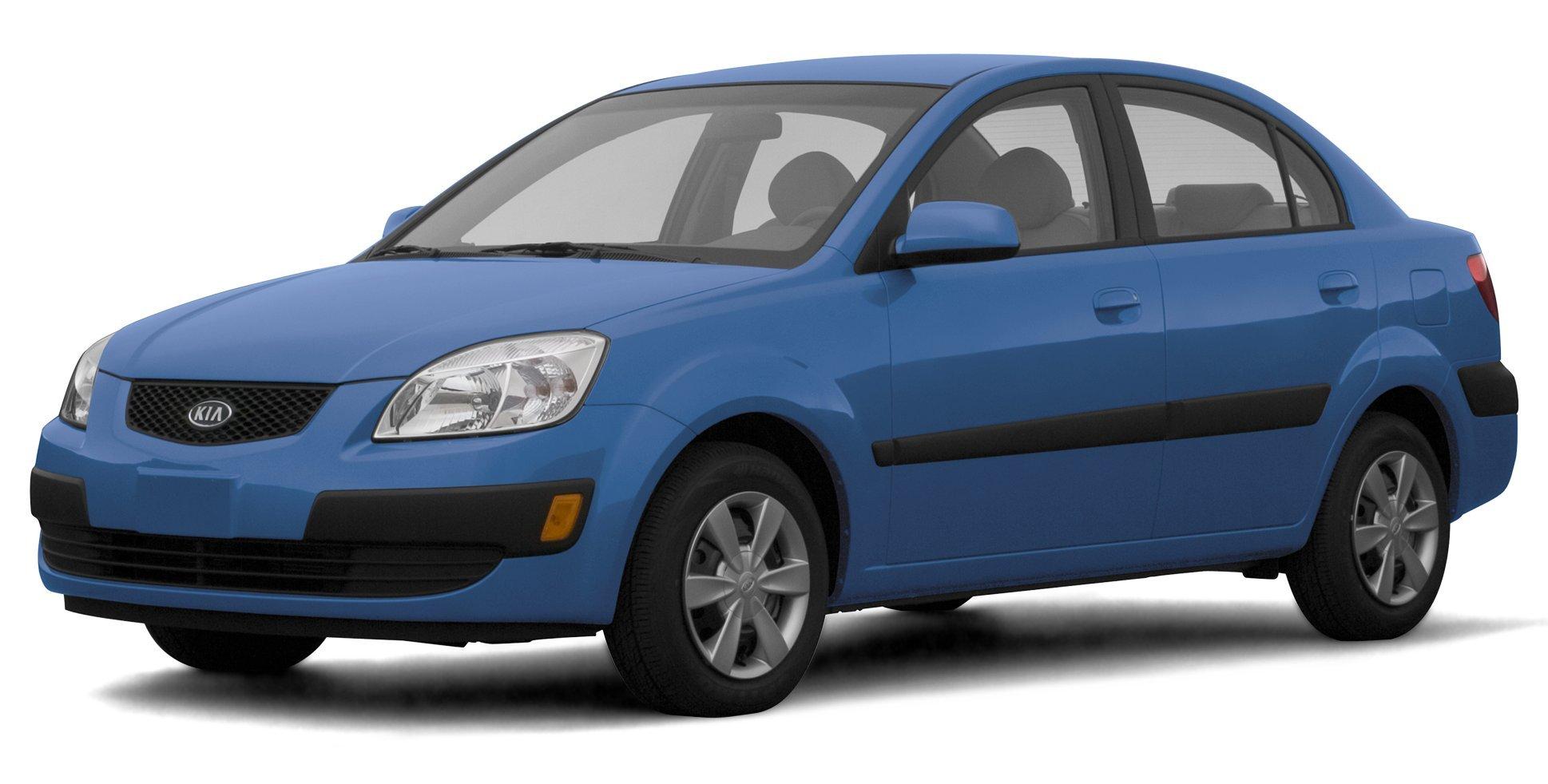 2007 Hyundai Accent GLS, 4-Door Sedan Automatic Transmission, 2007 Kia Rio  LX, 4-Door Sedan Automatic Transmission ...