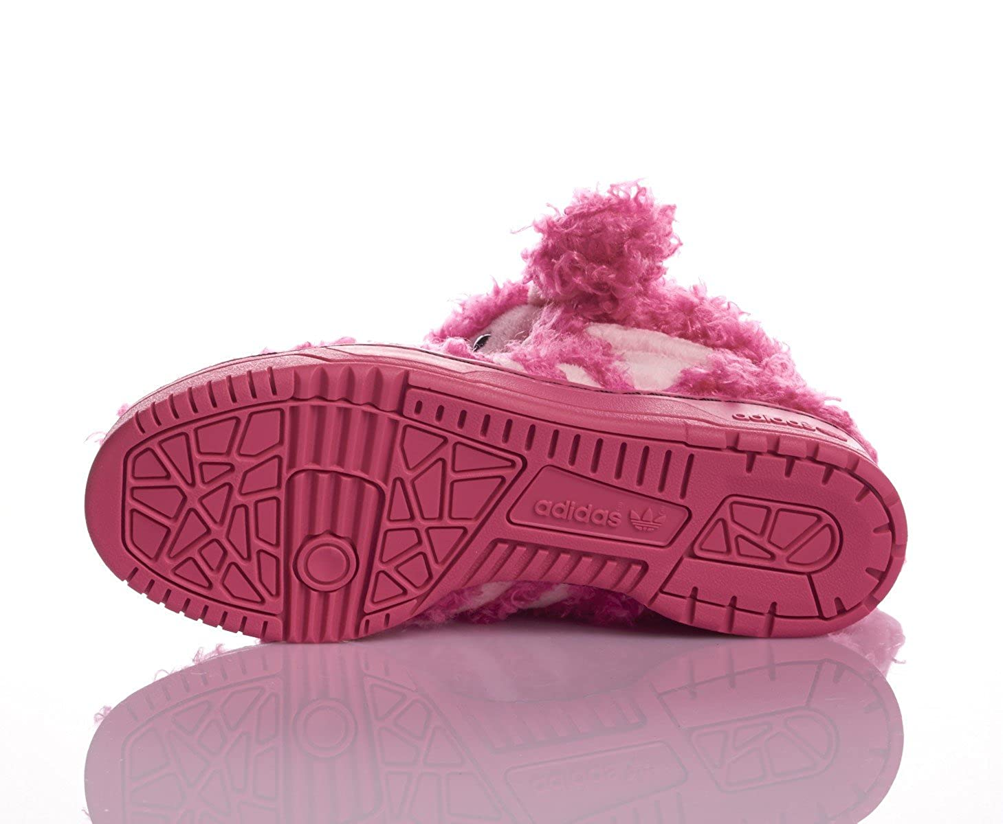 low priced 895d4 3272b Amazon.com   Adidas Jeremy Scott JS Poodle LTD Sneaker pink, EU Shoe  Size EUR 44.5   Fashion Sneakers