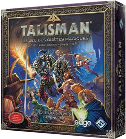 Talisman 4th Edition: The Dungeon Expansion