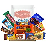 Taste of Poland Snack Package by WorldWideTreats! Snacks from Poland! Ships from Chicago!