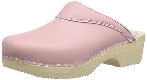 Gevavi4010 BIGH Flexibler Clog Zoccoli Donna Rosa Pink RosalRoze