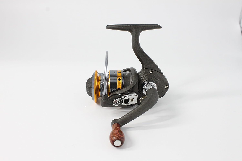 giggi Spinning Carretes Spinning Carrete de pesca luz peso Ultra ...
