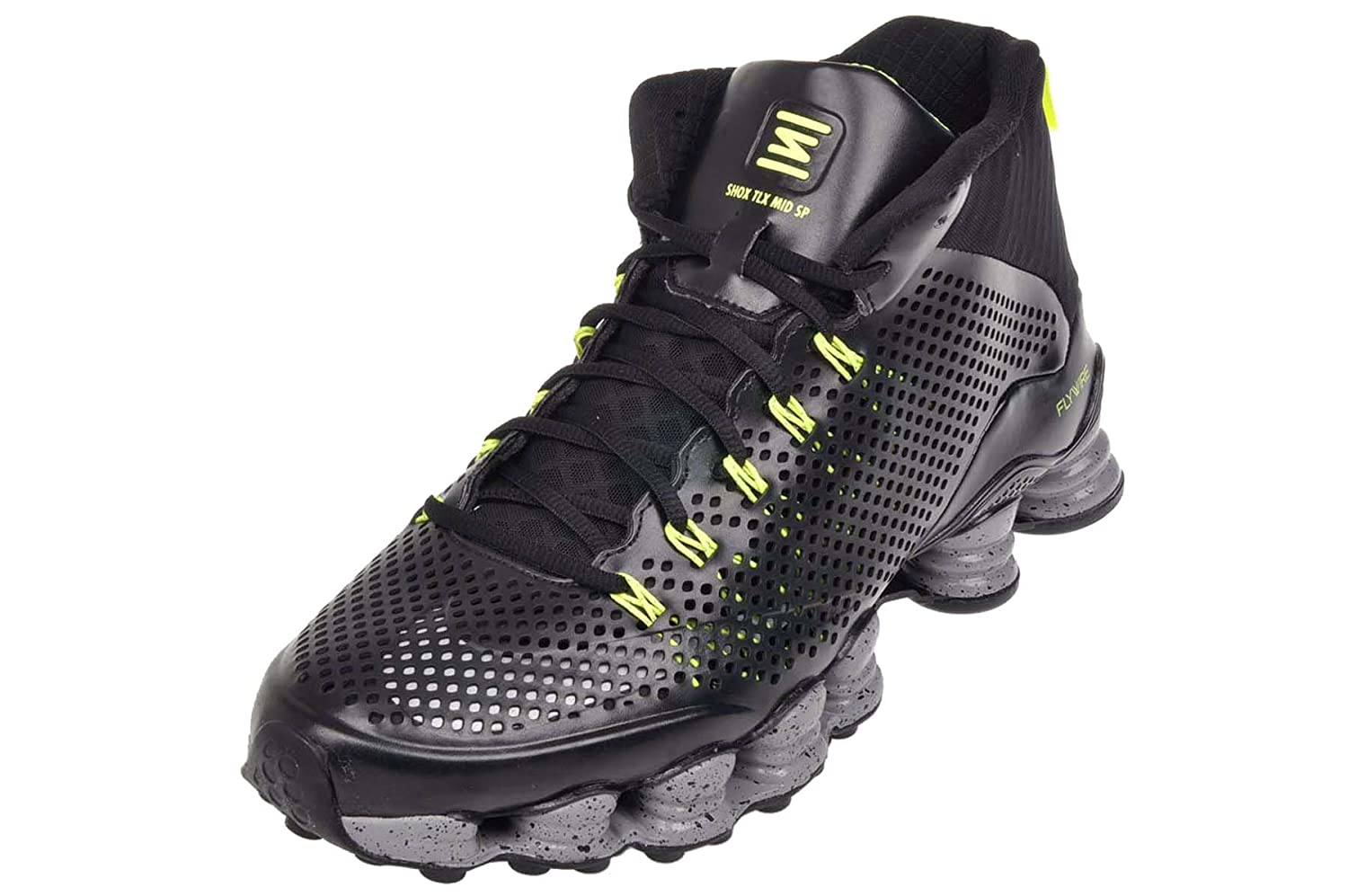 06582c37db96af Nike Shox TLX MID SP Mens Trainers Running Shoes