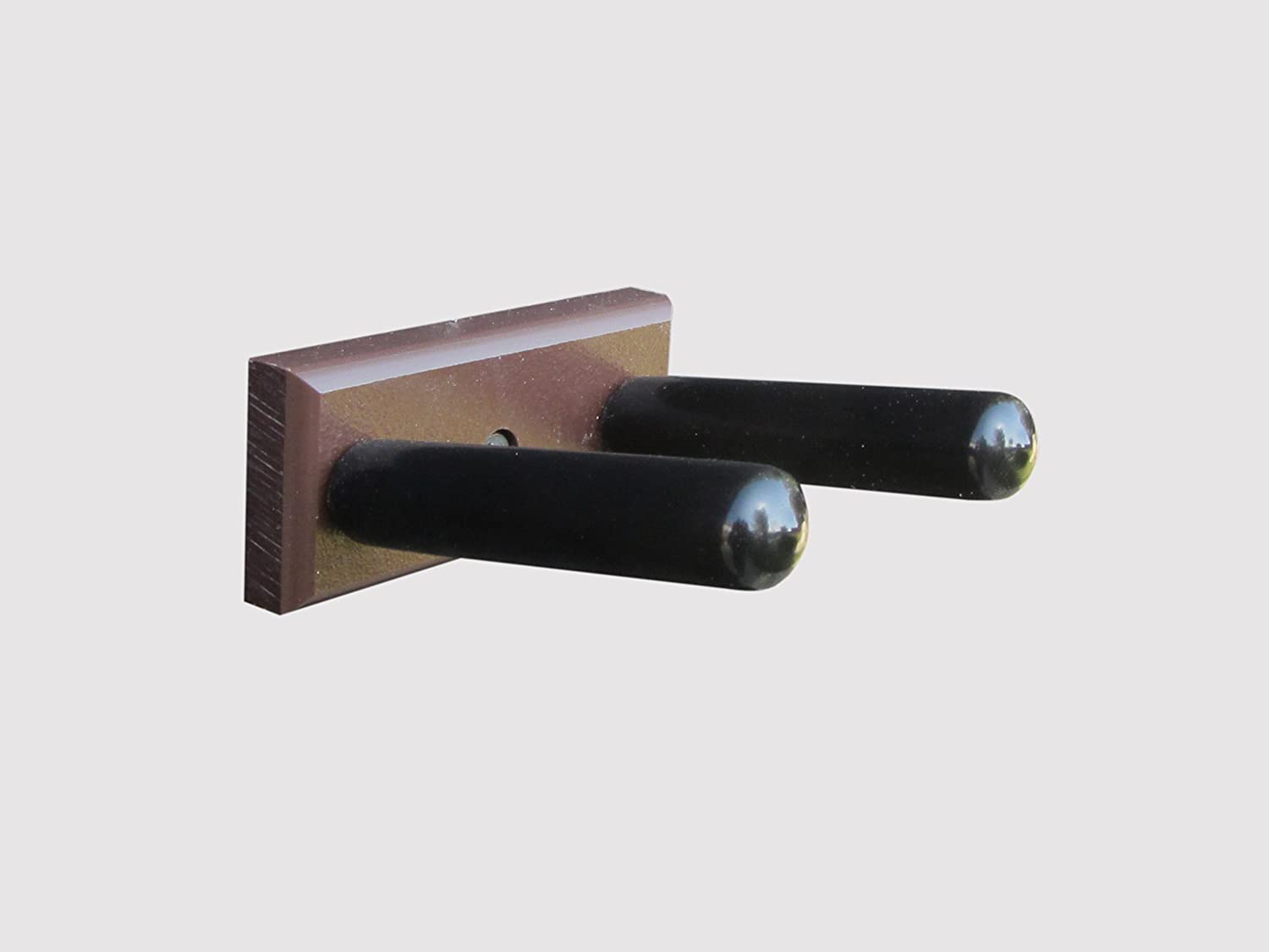Vertical Sword Display Mount (Made in the USA) (Black) KR Ideas