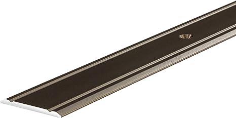 Abschlussprofil Übergangsprofil Ausgleichsprofil Alu 90cm Bronze