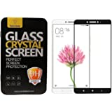 Xiaomi Mi Max 2 Full Screen Tempered Glass with 100% Coverage - Black