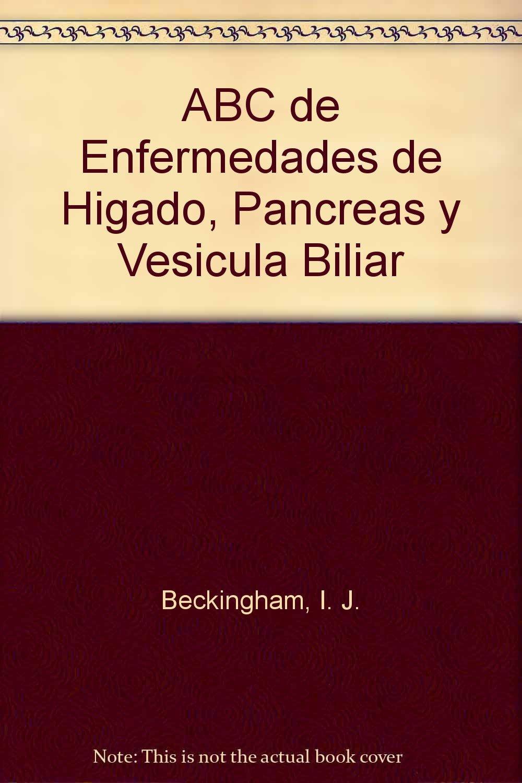 ABC de Enfermedades de Higado, Pancreas y Vesicula Biliar: Amazon ...