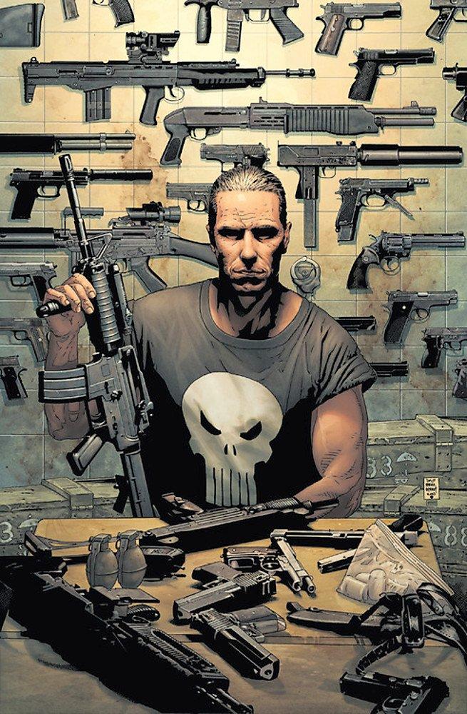 Punisher Max by Garth Ennis Omnibus Vol. 1 (The Punisher Max Omnibus) by Marvel