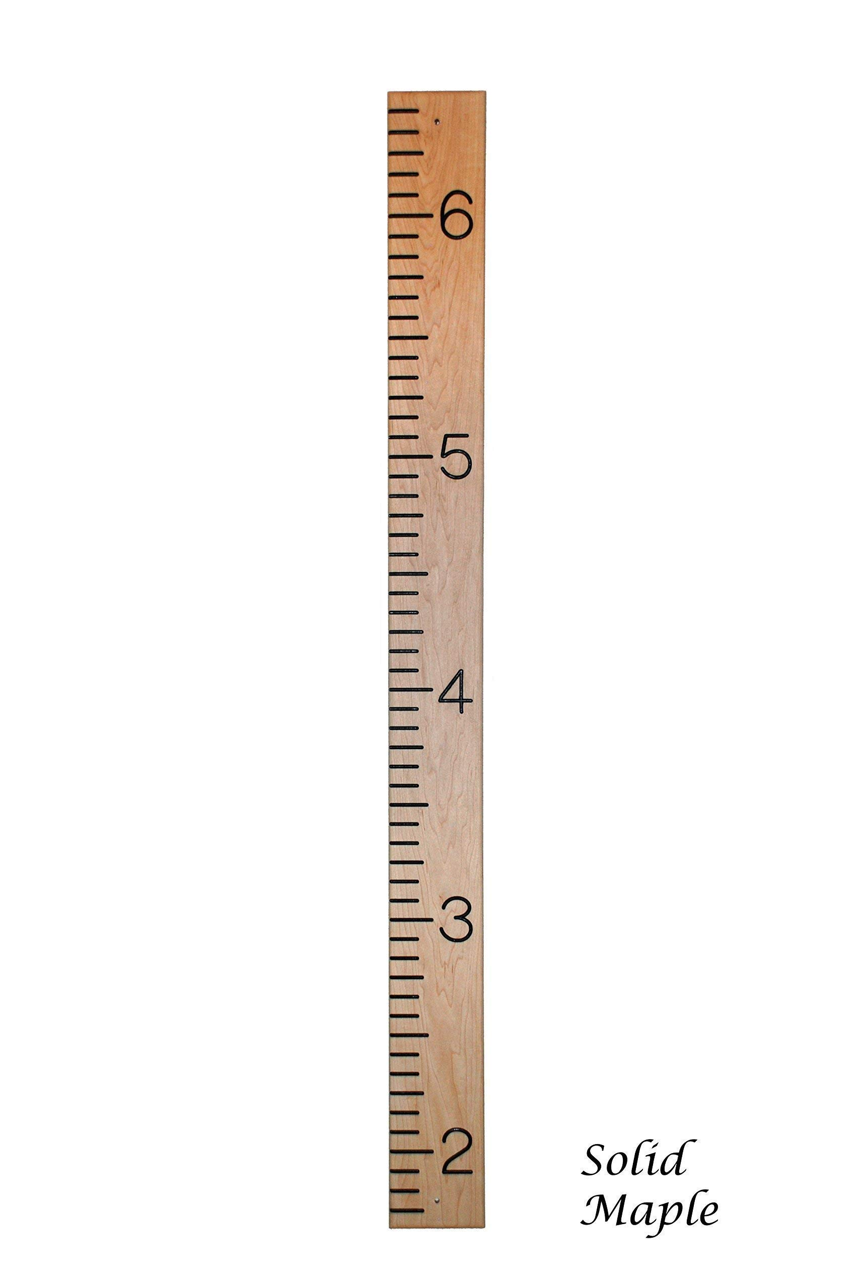 Quality, Solid Hardwood Growth Chart (Walnut, Oak, Maple) by SFW Products (Image #4)