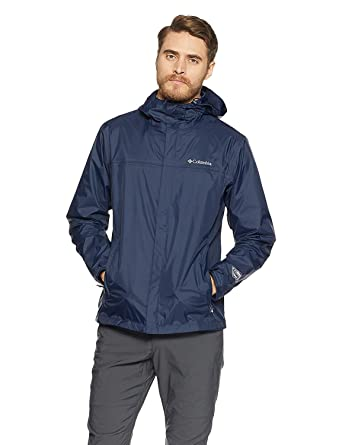 a145282cf8752 Columbia Men s Watertight II Packable Rain Jacket...  Amazon.co.uk ...
