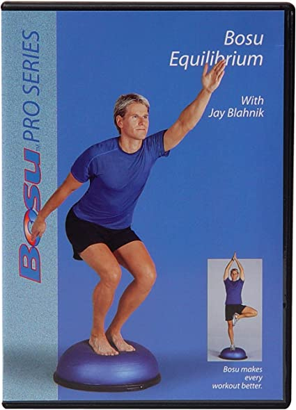 Bosu Equilibrium DVD with Jay Blahnik: Amazon.es: Deportes y aire ...