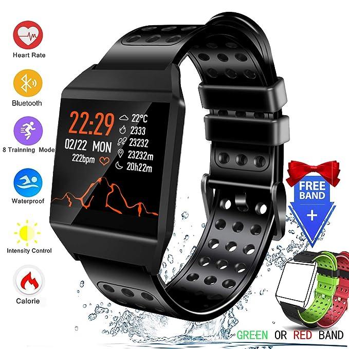 Men's Watches Sensible 2019 New Smart Sports Watches Color Screen Pedometer Fitness Bluetooth Smartwatch For Men Women Bracelet Wristwatch Ip67 Digital Watches