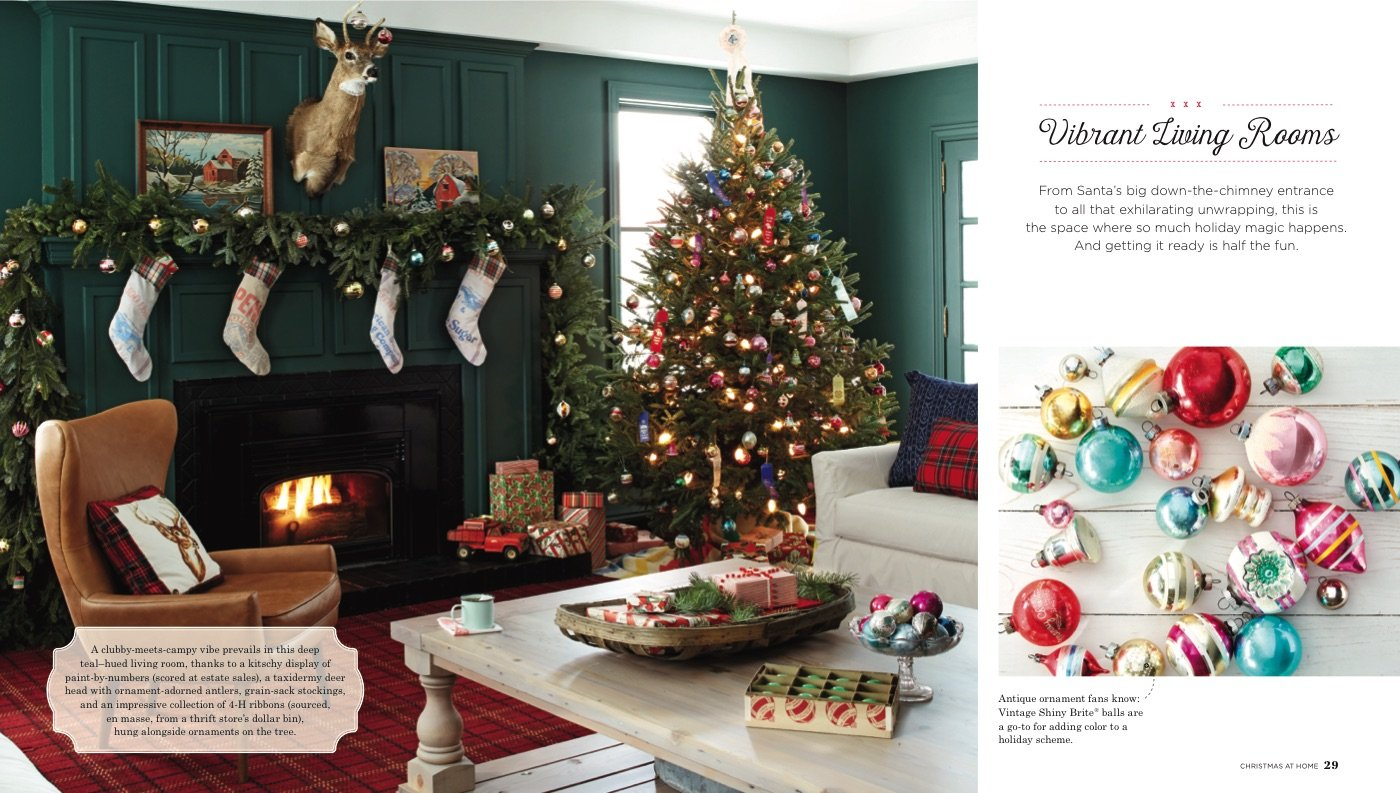 Collectible Country Ornaments 1996 Painting Magazine 50 Projects