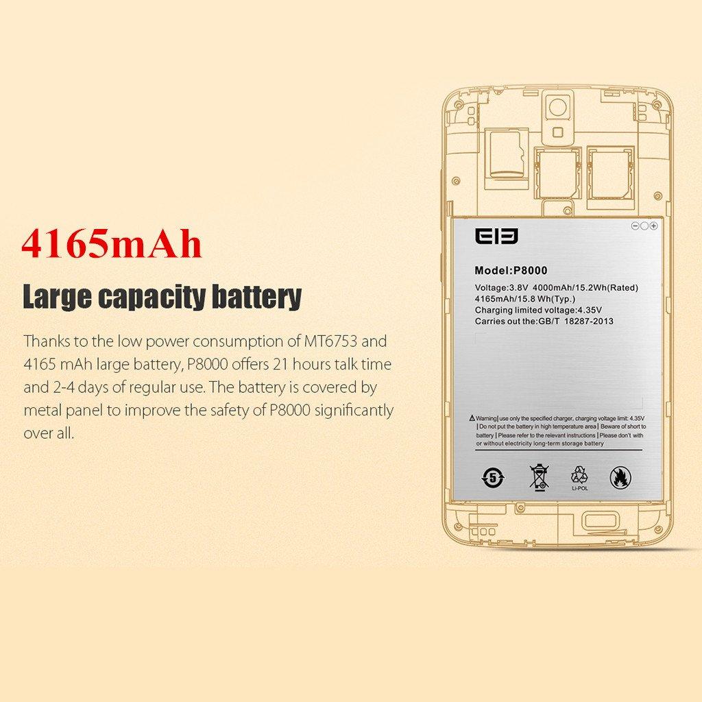 Elephone P8000 4G FHD 5.5
