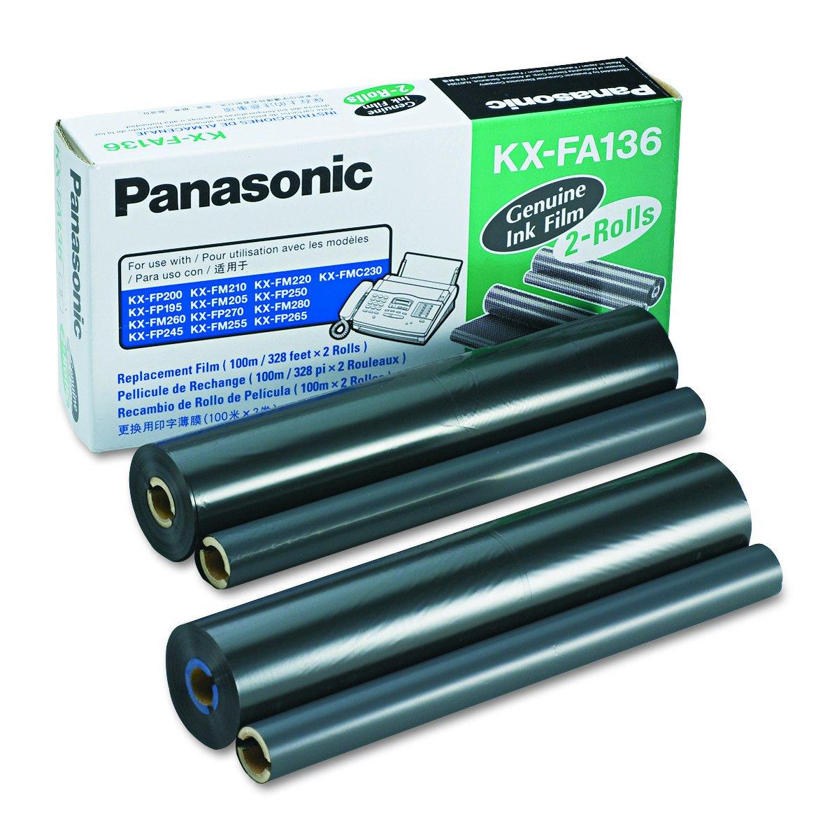 PANKXFA136 - KXFA136 Film Roll Refill Panasonic KX-FA136