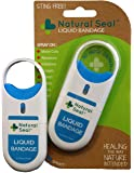 KeriCure Natural Seal On-the-Go Invisible Bandage, 0.33 Ounce