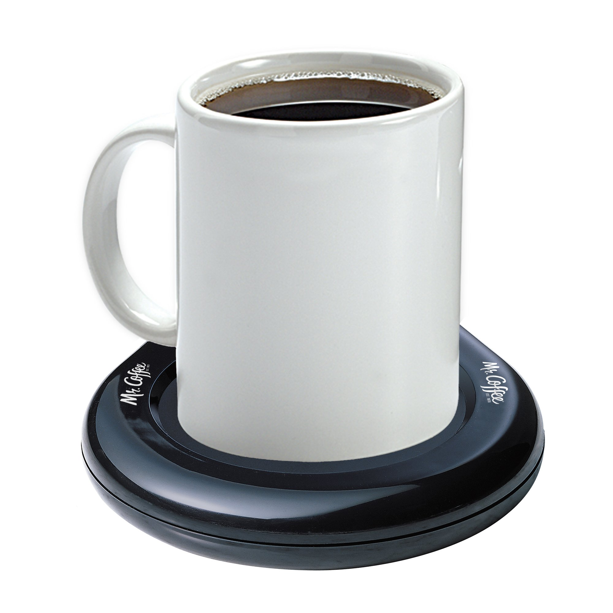 Mr. Coffee Mug Warmer for Office/Home Use, MWBLKPDQ-RB by Mr. Coffee (Image #2)