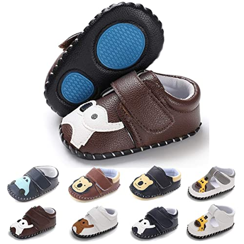 7ea808bb604be BENHERO Infant Baby Boys Girls Shoes Soft Sole Cartoon Slipper Soft Sole  Moccasins Toddler First Walker House Walking Crib Shoes