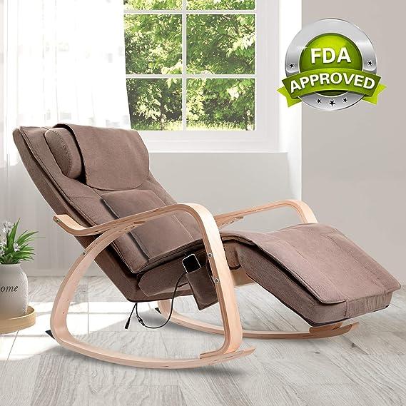 OWAYS Massage Chair 3D Full Back Massager