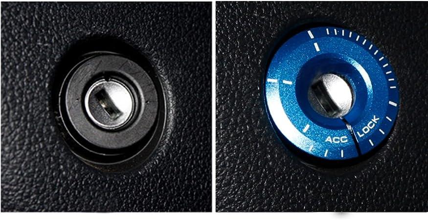 A6 A8 Muchkey/® Anello di copertura per aensione per auto per / A4
