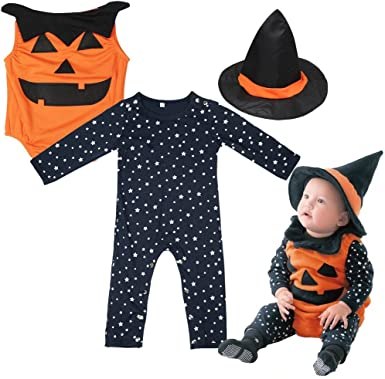 Infant//Newborn Baby-Be-Witched Baby Child Halloween Costume