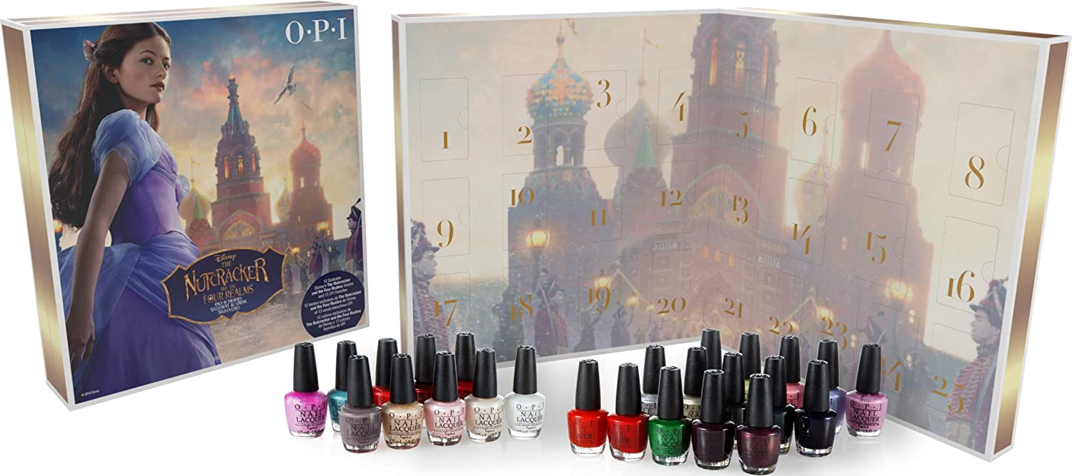 OPI The Nutcracker, Esmalte de uñas - 25 unidades: Amazon.es