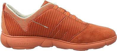 Críticamente Mañana casete  Amazon.com | Geox Women D Nebula G Trainers | Shoes