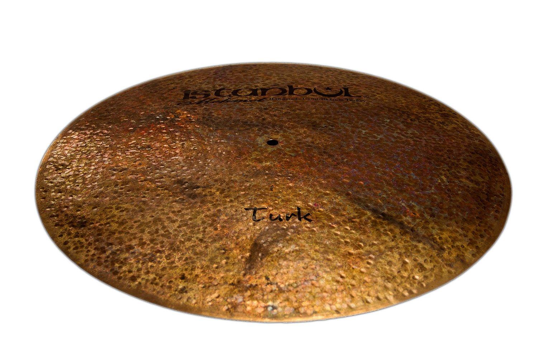 Istanbul Mehmet Cymbals Custom Series Turk Flat Ride Cymbals RTF (22