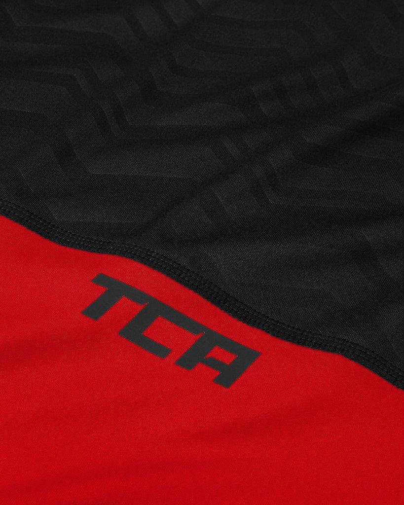 TCA Homme Hazard T-Shirt de Sport /& Course L/éger