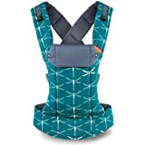Gemini Performance Baby Carrier By Beco - Cool Mesh in Navy - Multi-Position Soft Structured Sling w/ Adjustable Straps & Comfort Padding for Infant/Toddler Hip Support