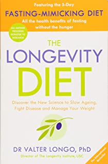 The Longevity Diet: `How to live to 100 . . . Longevity has become