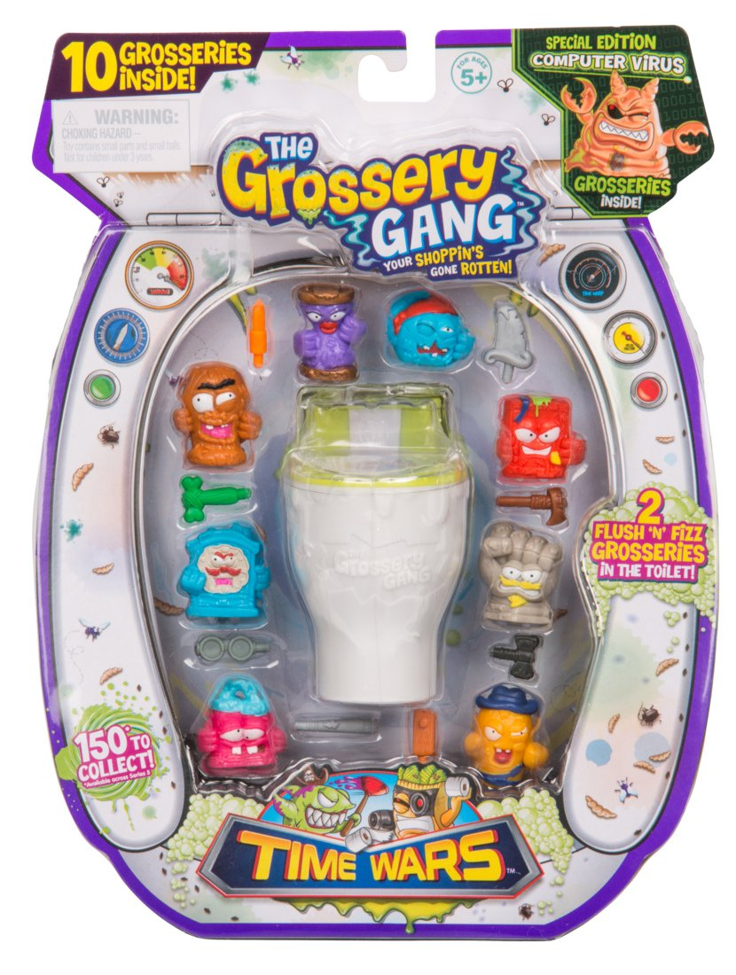 Grossery Gang The S5 Large Pack Childrens Toy