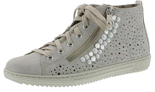 es Amazon Zapatos Clásicas Y Rieker Botas Complementos Mujer w1PanZq