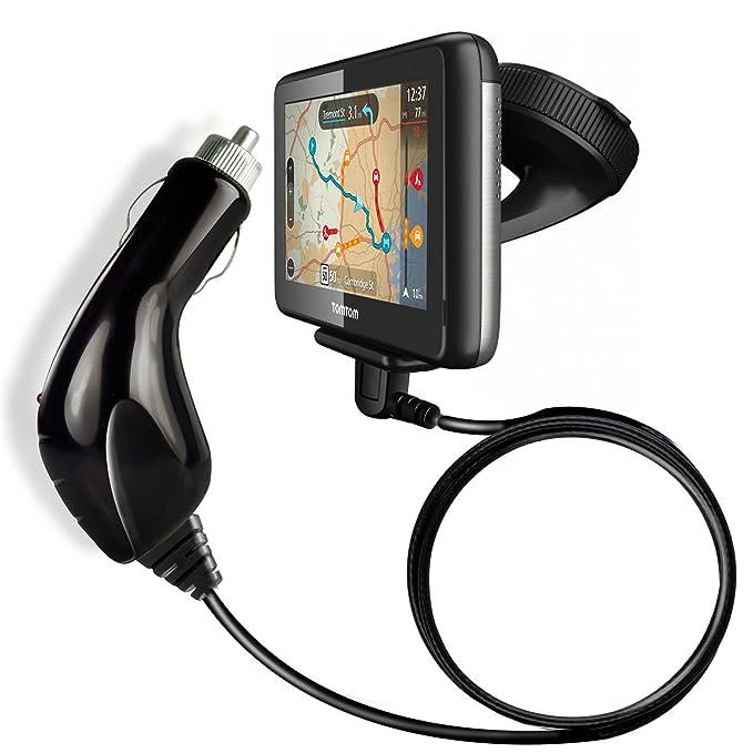 Amazon.com: FoneM8 – Ángulo Derecho 1 Amp y 12/24 V Cargador ...