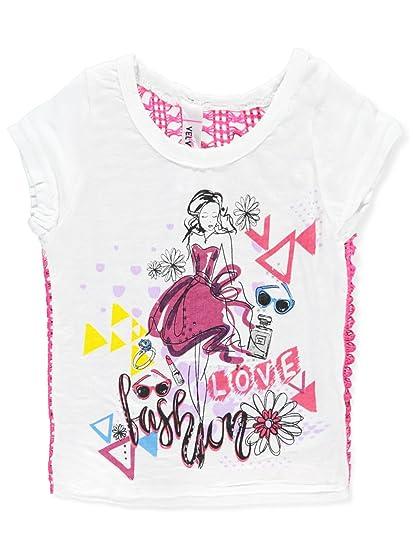 a529678e11986f Amazon.com  Pink Velvet Baby Girls  Top  Clothing