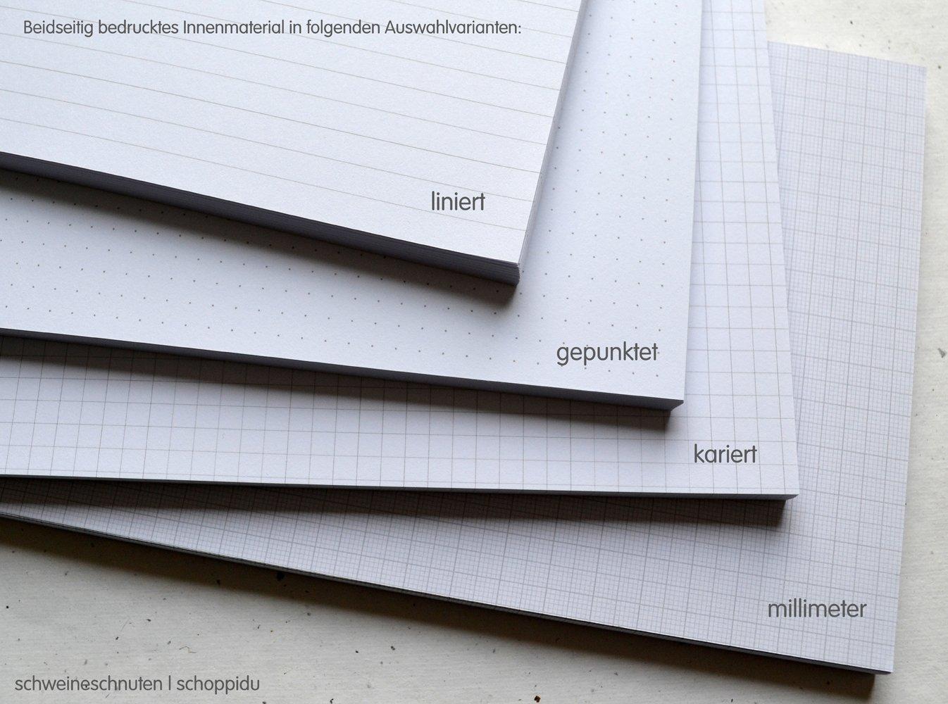 G/ästebuch DIN A5 Hochzeit Tafellook mit Spitze